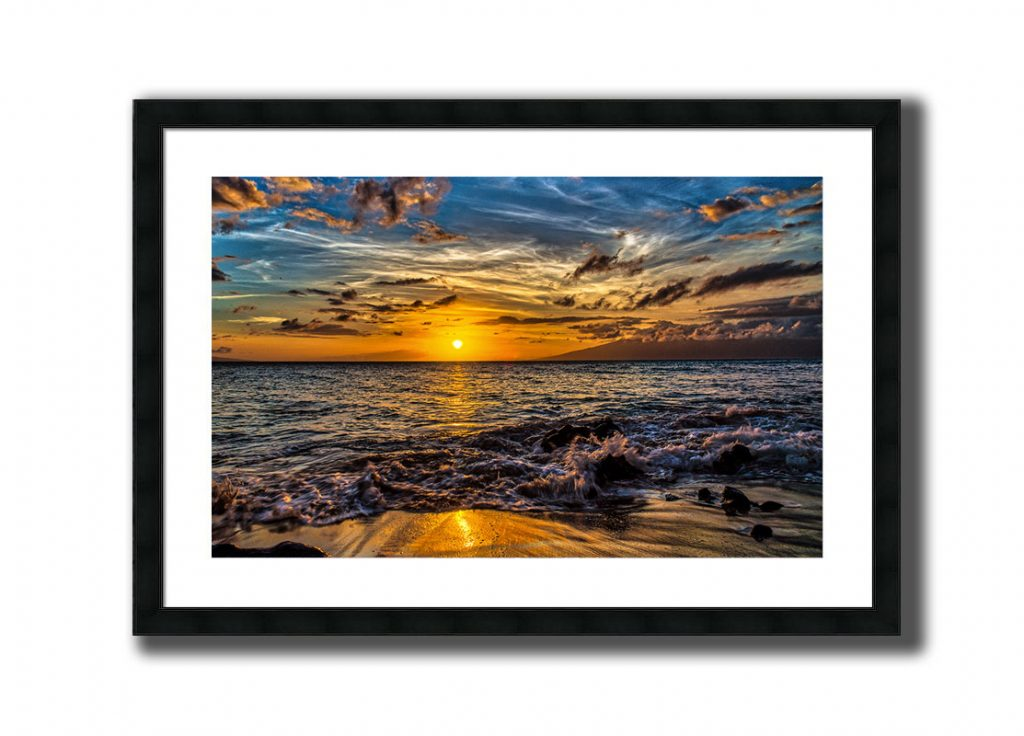 Pono Images Landscape Photograpy - Framed & Printed Artwork