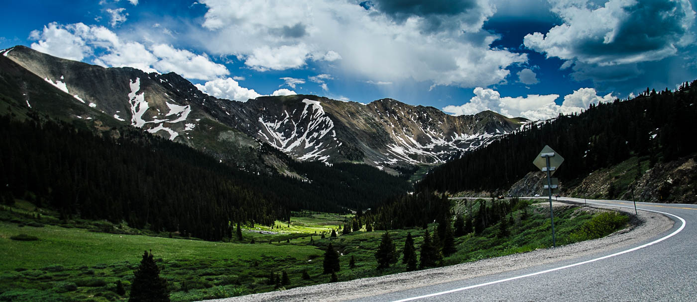 Summer on Loveland Pass, Colorado | Pono Images