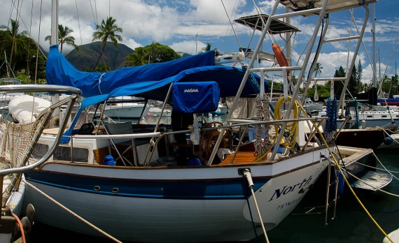 Lahaina Harbor Boats - Maui, Hawai'I | Pono Images