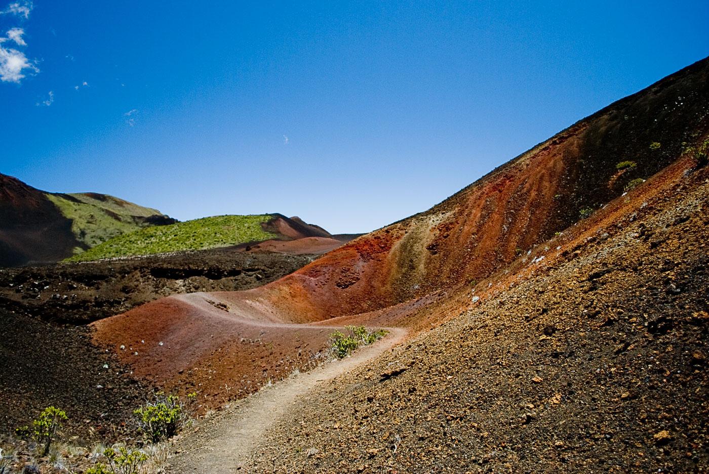 Pele's Paint Pot, Haleakala, Maui | Pono Images