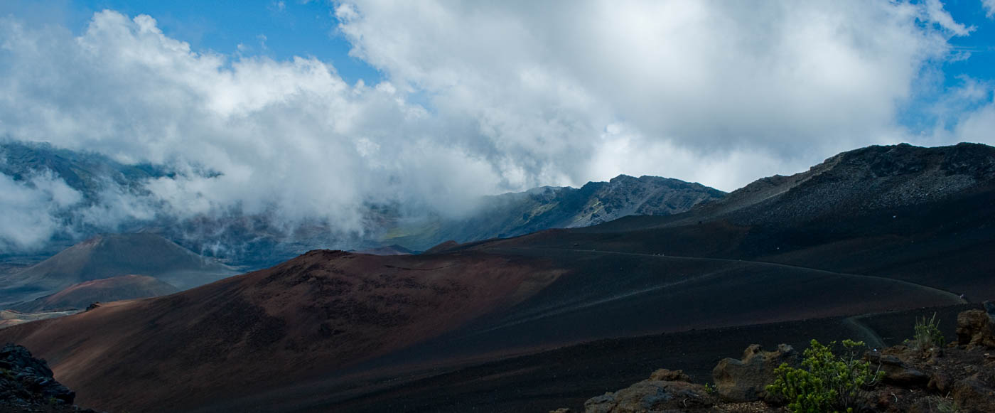 Sliding Sands Trail, Haleakala Crater, Maui | Pono Images