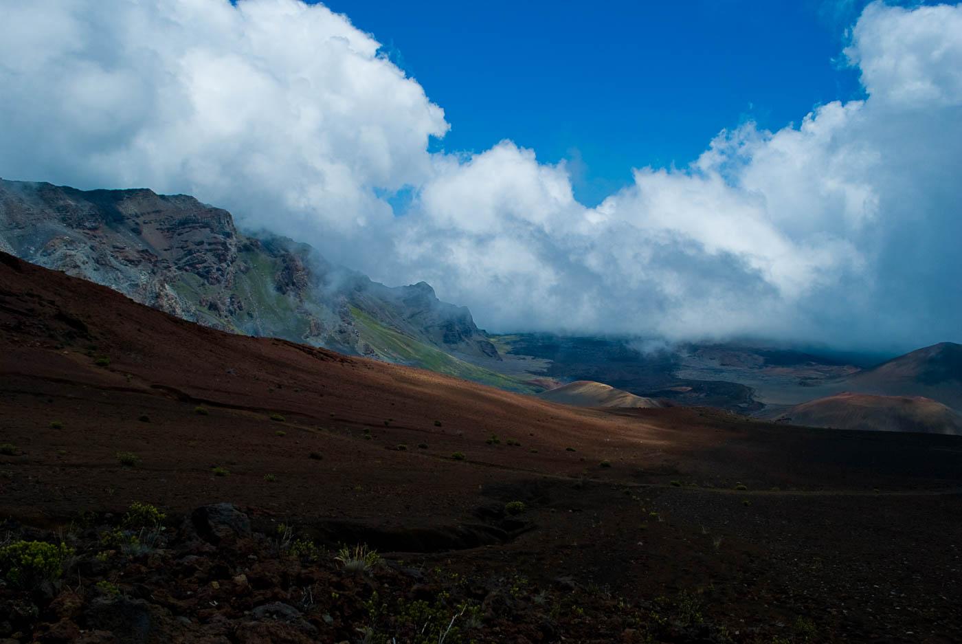 Haleakala Morning - Haleakala Crater, Maui | Pono Images