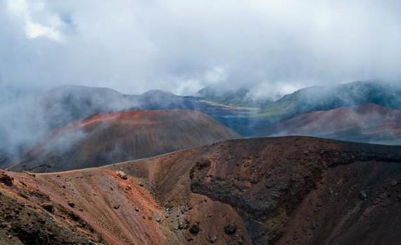 Hiking Kalu'ukoa'o'o - Haleakala | Pono Images