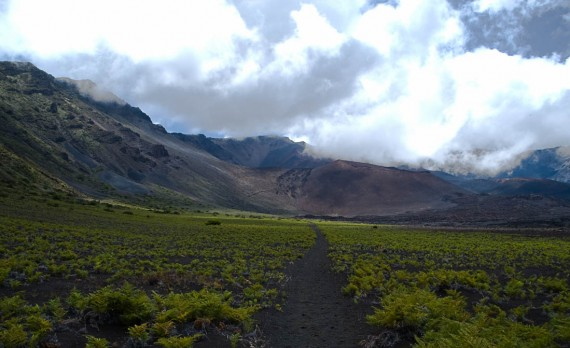 Haleakla Crater Floor - Haleakala, Maui | Pono Images