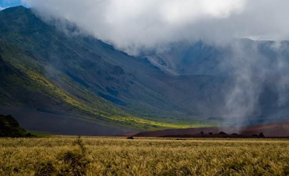 Sliding Sands Mist - Haleakala Crater | Pono Images