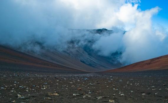 Sliding Sands Clouds - Haleakala, Maui | Pono Images