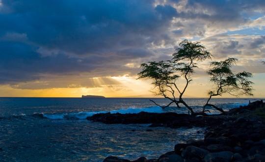Makena Sunset   Pono Images