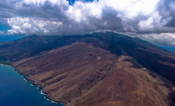 Over McGregor Point, Maui, Hawai'I | Pono Images