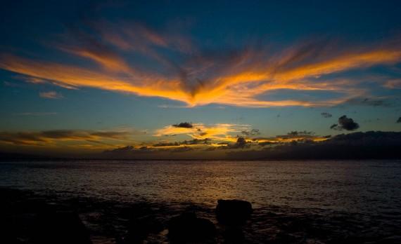 Sunset Calm - Kuleana Resort | Pono Images