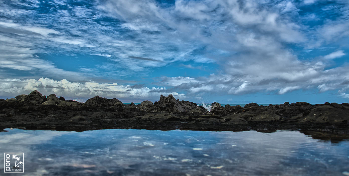 Napili Reflections | Landscape Photography by Pono Images