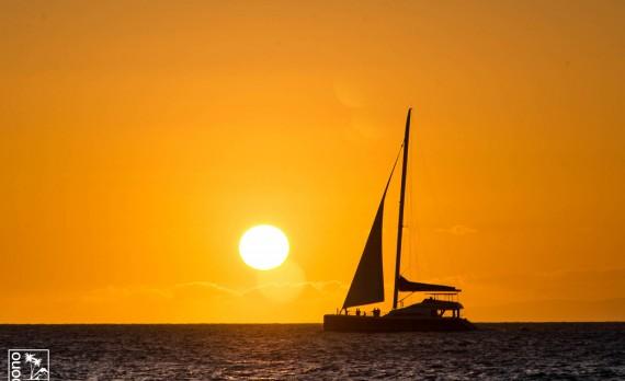 Into The Sunset - Maui, HI | Pono Images
