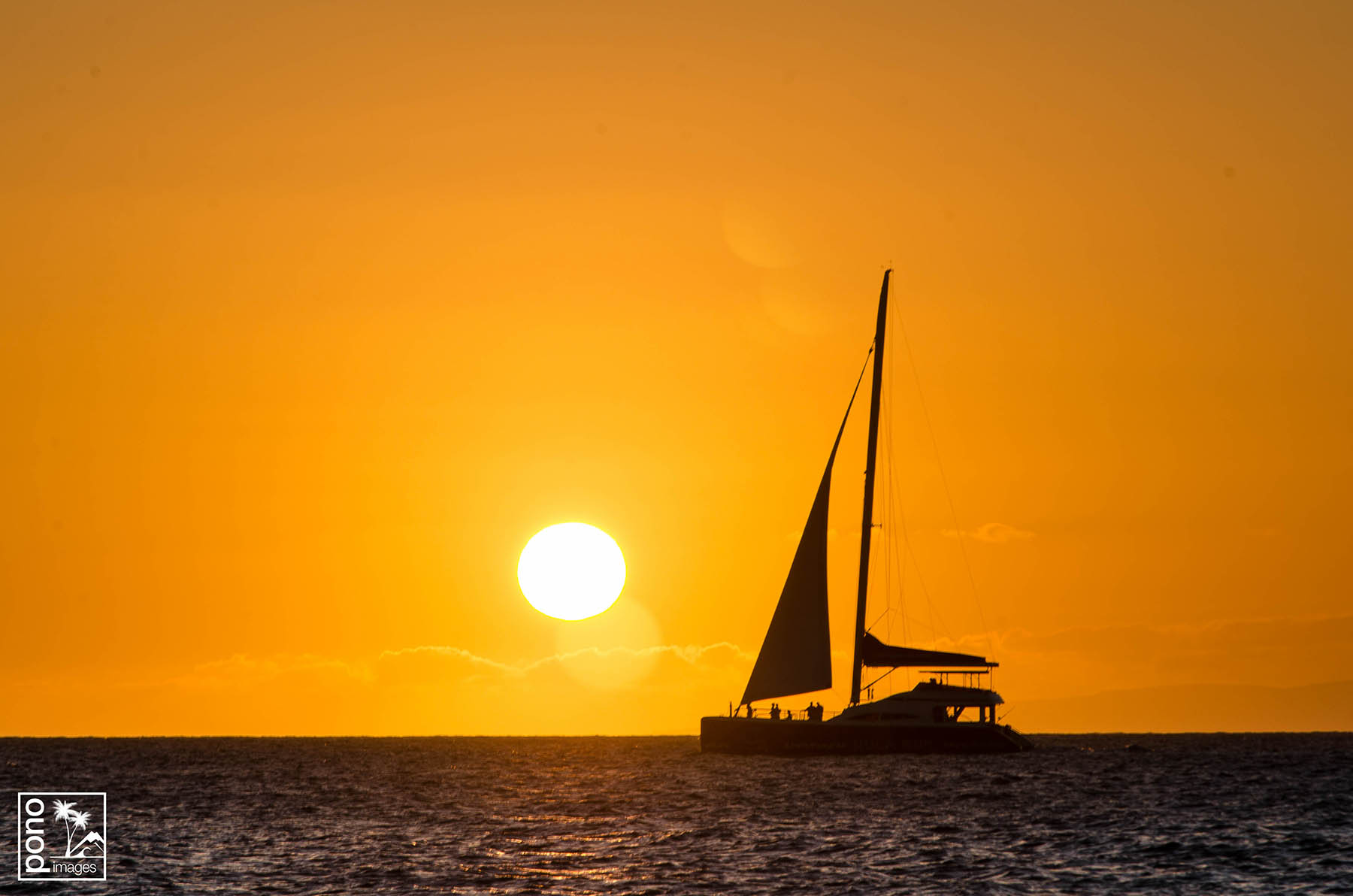 Into The Sunset - Maui, HI | Pono Images