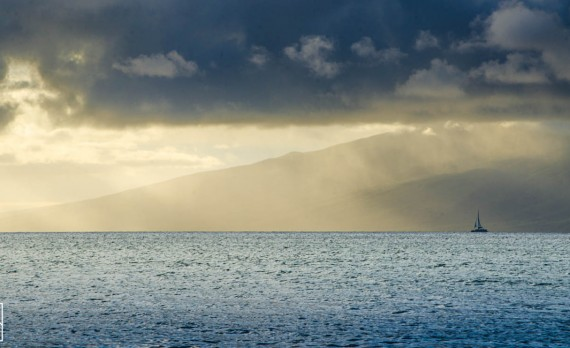 After the sail, Lahaina Harbor | Pono Images