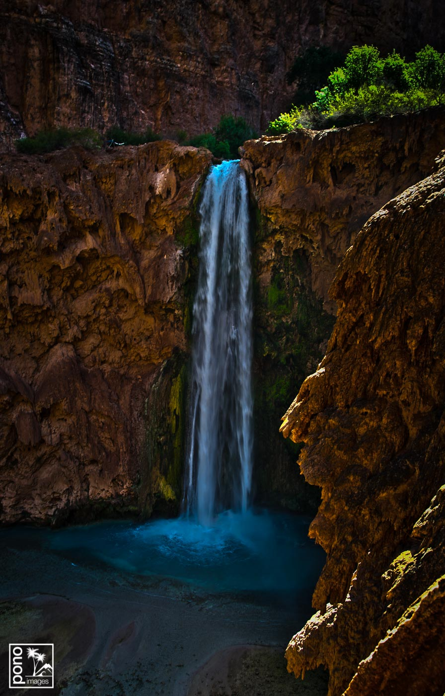 Mooney Falls | Pono Images