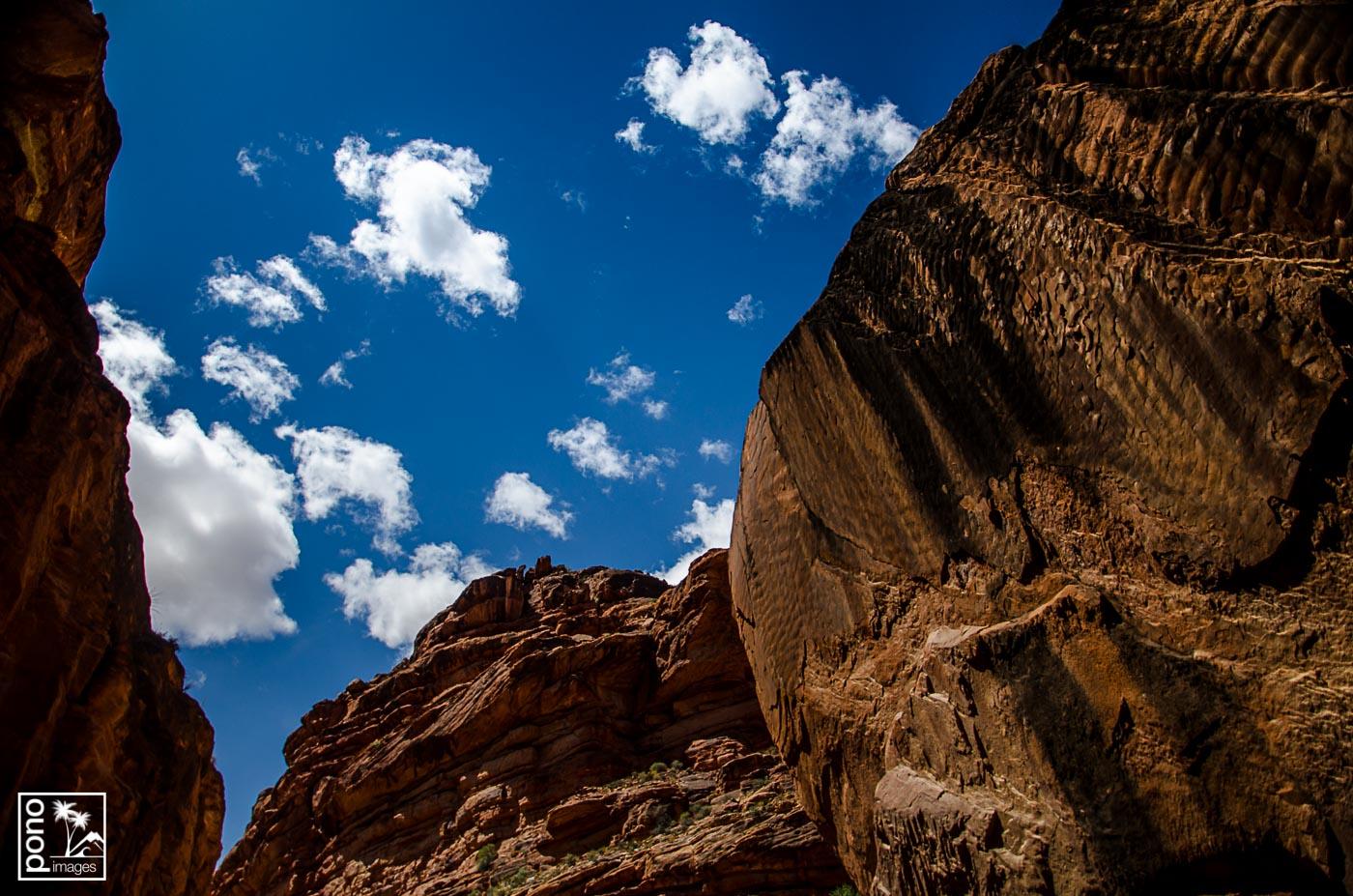 Havasu Canyon Clouds | Pono Images