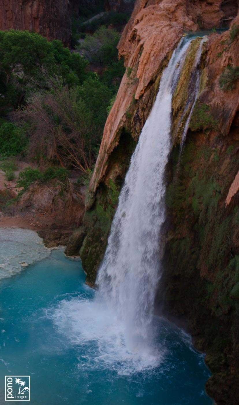 Above Havasu Falls | Pono Images