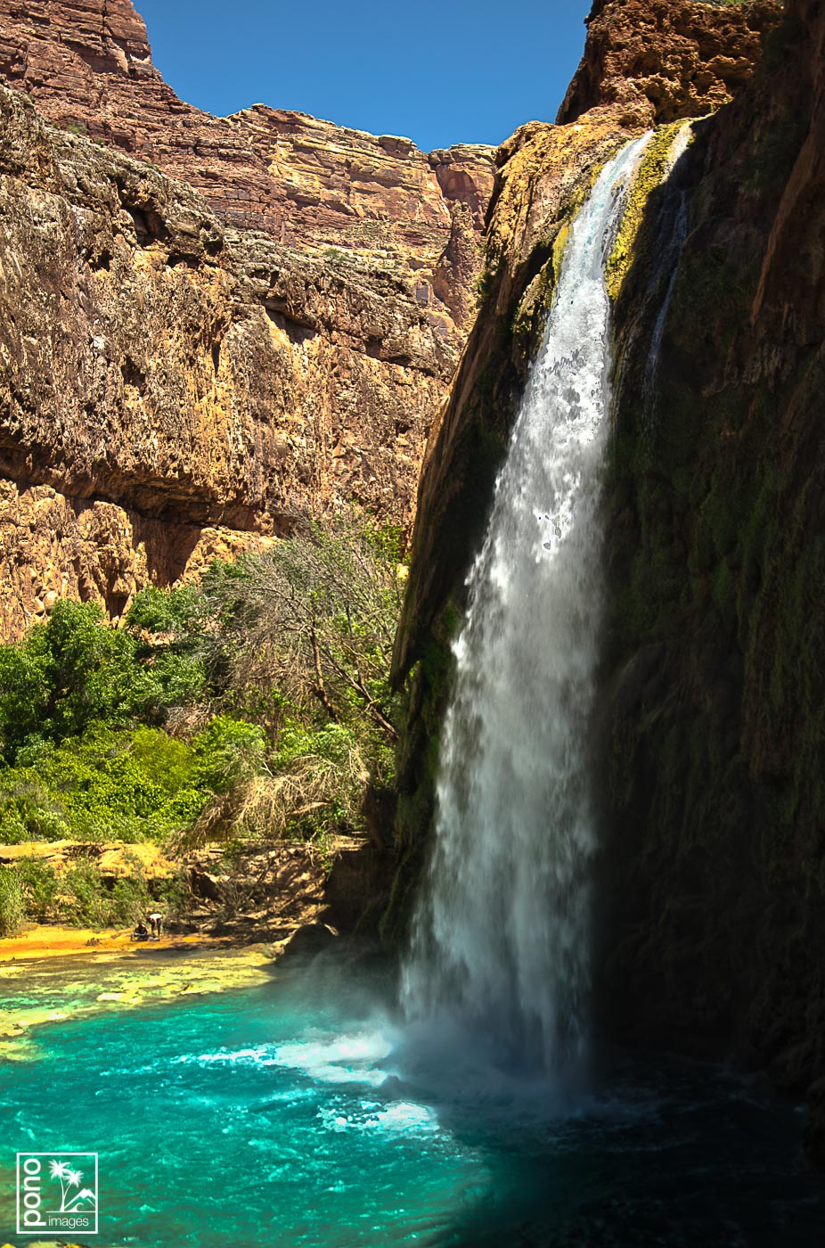 Havasu Falls Afternoon | Pono Images