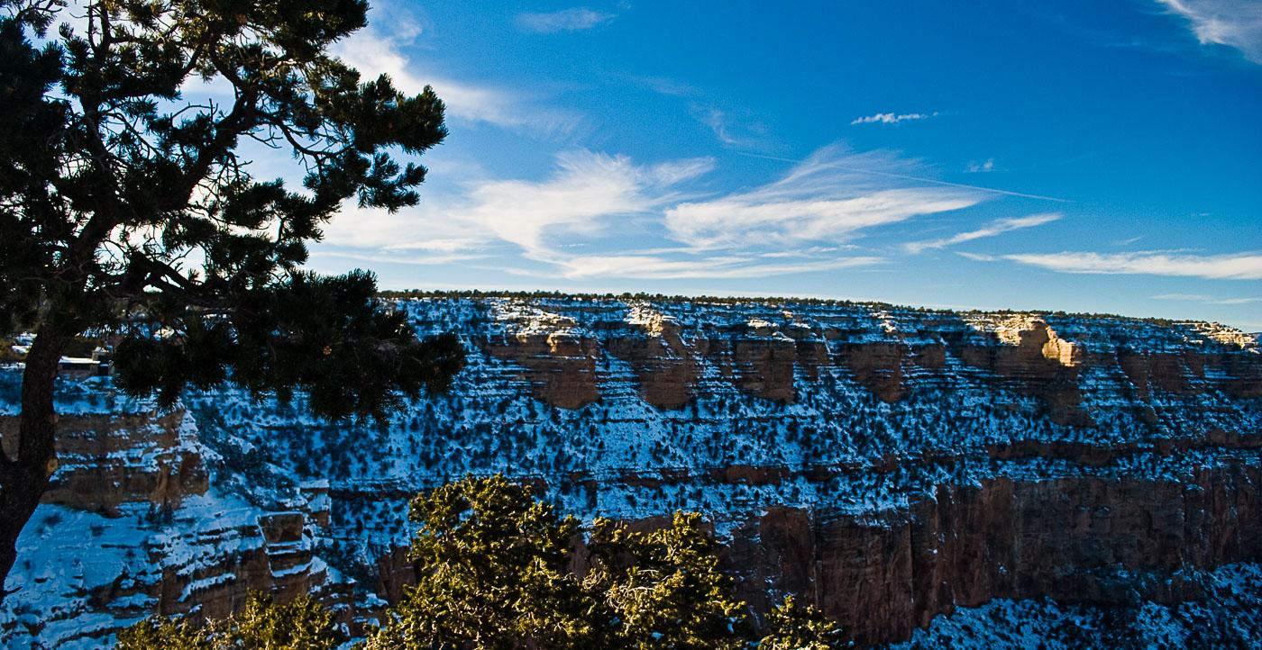 Bright Angel Winter, Grand Canyon Arizona | Pono Images