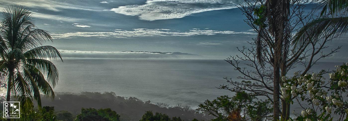 Tres Palmas, Costa Rica - Morning Sunrise