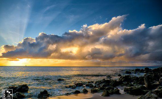 Moloka'i Sunset Showers | Pono Images