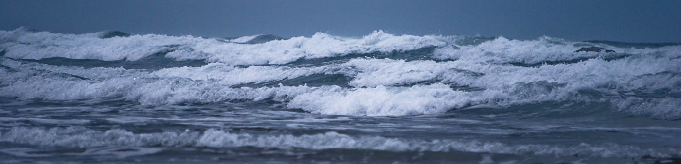Angry surf at Cannon Beach, Oregon | Pono Images