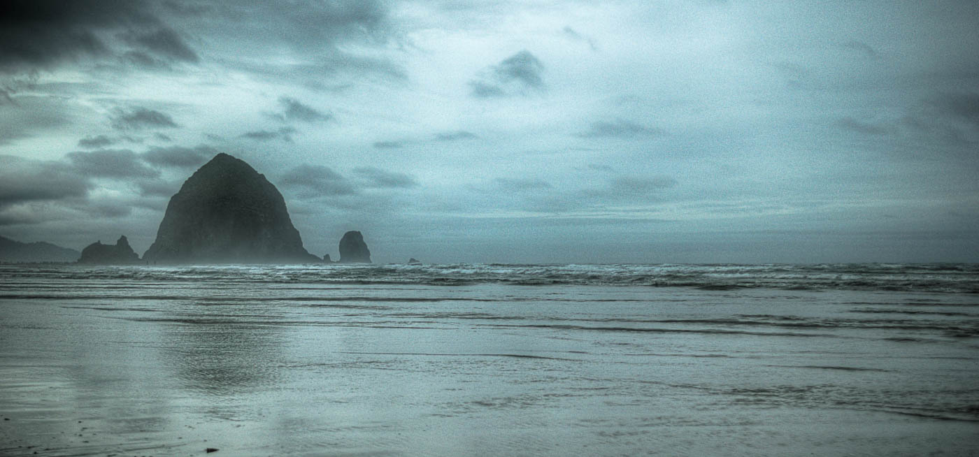Haystack Rock, Cannon Beach, Oregon | Pono Images