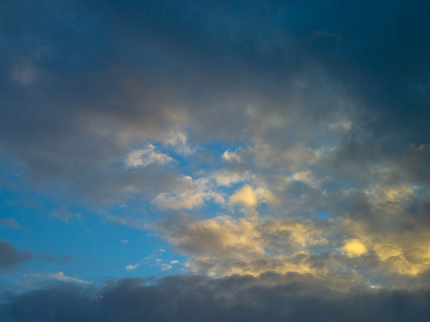 Sunset Clouds, Seattle | Pono Images