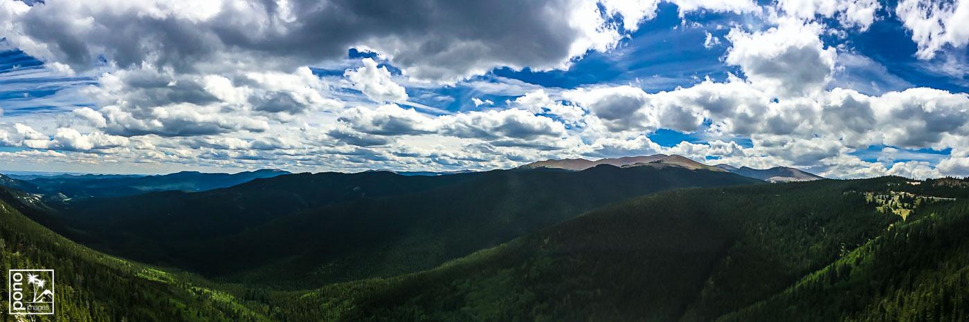 Mount Evans Panorama