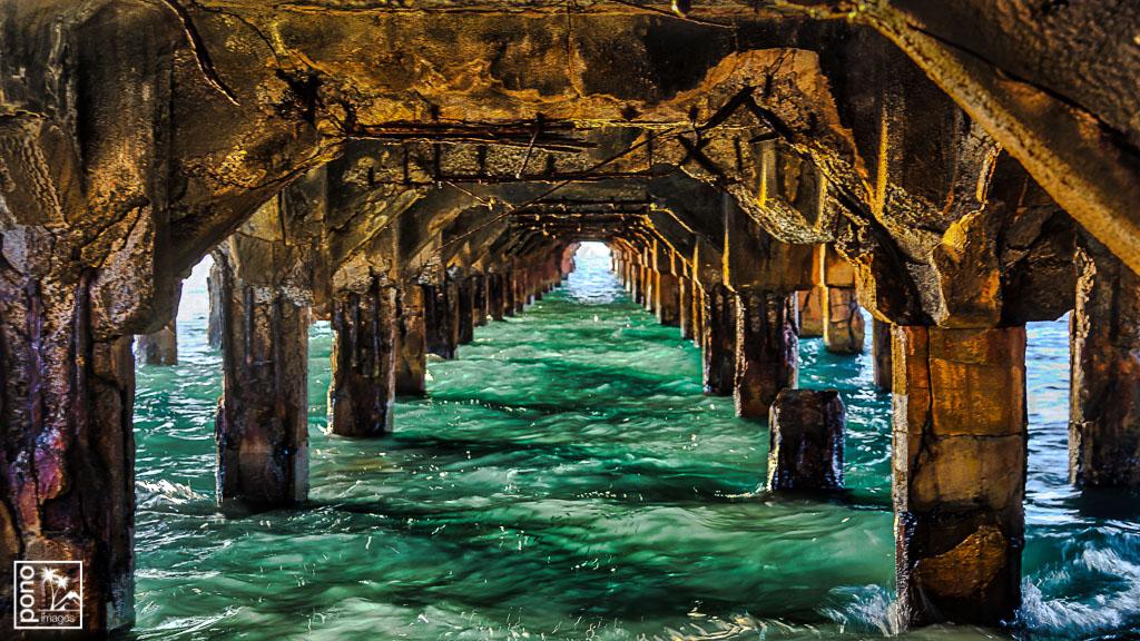 Under Mala Wharf
