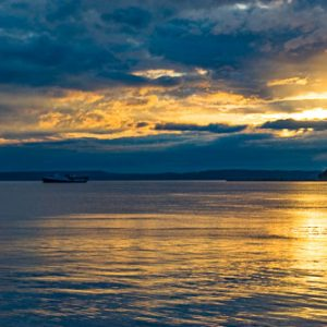 Last Light on Puget Sound | Photography by Pono Images