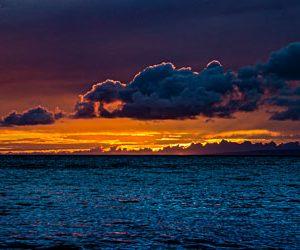 Sunset Burn, Lahaina, Maui | Photography by Pono Images