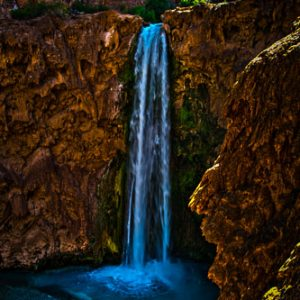 Mooney Falls | Arizona Photography by Pono Images