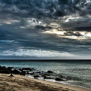 Kahana Storm Clouds, Mahinahina, Maui