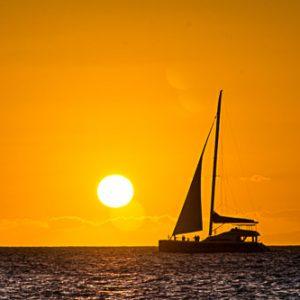 Into the Sunset | Hawai'i Photography by Pono Images