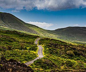 Piilani Highway At Kanaio - Hawai'i Photography by Pono Images