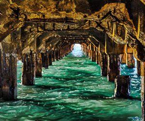 Under Mala Wharf, Lahaina, Maui | Photography by Pono Images